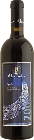 Alexander Syrah